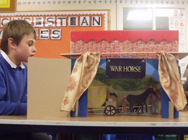 """Warhorse"""